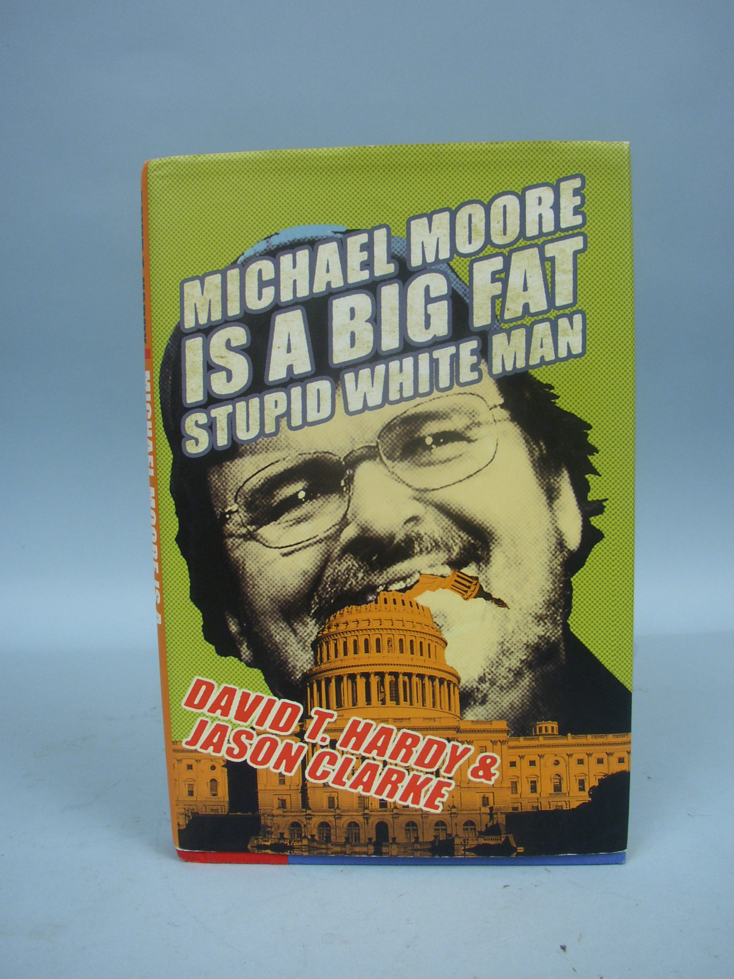 a review of stupid white men a book by michael moore Find helpful customer reviews and review ratings for stupid white men at amazoncom read honest and unbiased product reviews michael moore's book promises.