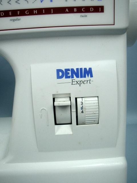 simplicity denim expert sewing machine