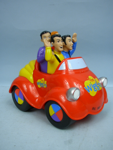 Wiggles Big Red Car Toy Youtube 48