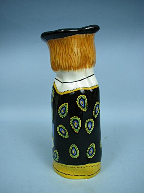 ganz arlene ceramic lady vase by susan palley bella casa. Black Bedroom Furniture Sets. Home Design Ideas