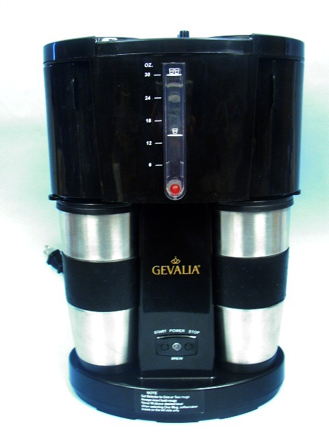 Gevalia One Cup Coffee Maker : Gevalia Coffee for Two Coffee Maker - Black eBay