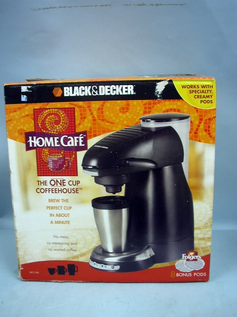 Black Decker HCC100 Coffee Maker MIB eBay